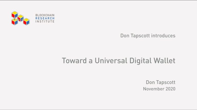 Universal Digital Wallet